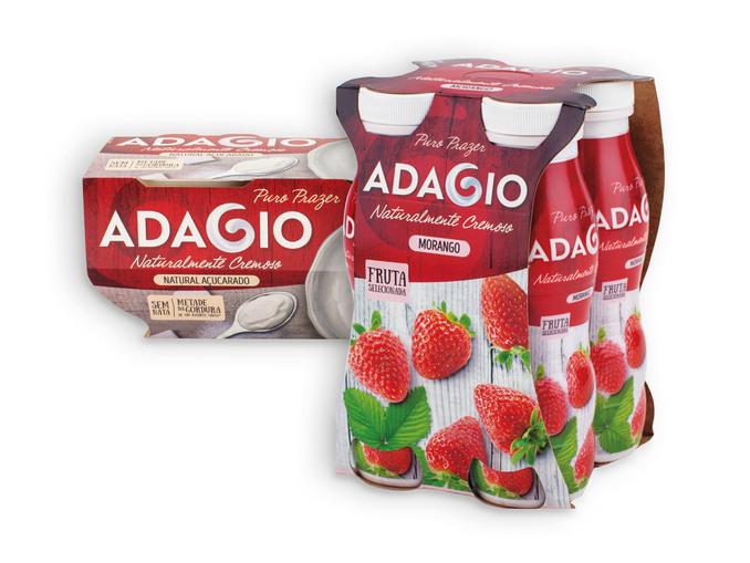 Artigos selecionados ADAGIO®