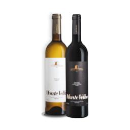 MONTE VELHO® Vinho Tinto / Branco Regional Alentejo