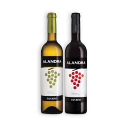 ALANDRA® Vinho Branco / Tinto Alentejano