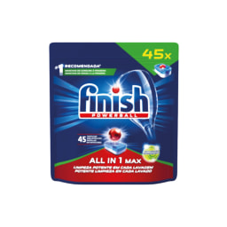 Finish® Pastilhas para Máquina da Loiça All in One Anti-Gordura
