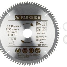Parkside® Disco para Serra 210 mm