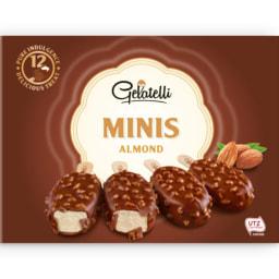 GELATELLI® Gelado Mini Mix Amêndoa