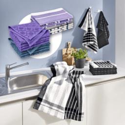 HOME CREATION® Toalhas de Cozinha