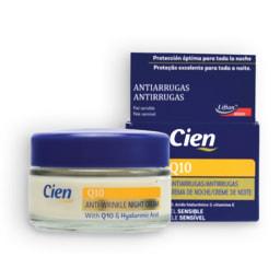 CIEN® Creme Antirrugas Q10 Dia / Noite