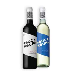 POUCA ROUPA® Vinho Branco / Tinto Regional Alentejo