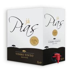 JÁ PIAS® Vinho Tinto BIB