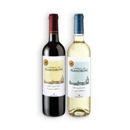 CASTELO DO ALANDROAL® Vinho Tinto/ Branco Alentejo DOC