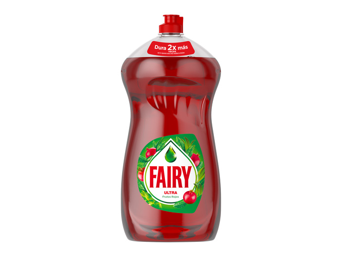 Fairy® Detergente Manual Loiça Ultra Frutos Vermelhos