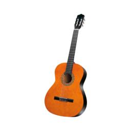 SHEFFIELD Conjunto de Guitarra Clássica com Livro