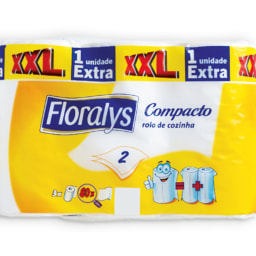 FLORALYS® Rolo de Cozinha XXL