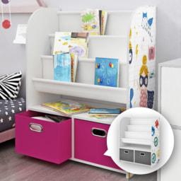 HOME CREATION KIDS® Estante para Livros