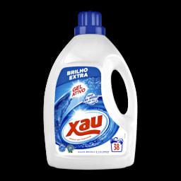 Detergente Liquído Máquina de Roupa Xau