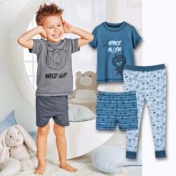 Pijama de Verão para Rapaz