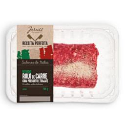 JARUCO® Rolo de Carne de Bovino Recheado com Presunto e Tomate