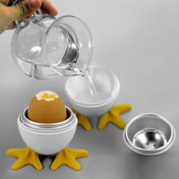 Cozedor de Ovos para Micro-Ondas