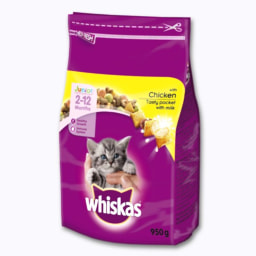 Alimento Seco para Gato Júnior