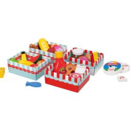 Playtive Junior® Conjunto em Madeira para Loja de Brincar