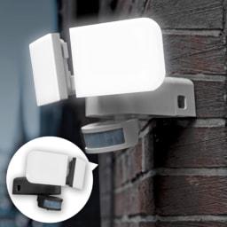 LIGHTZONE® Projetor LED com Detetor de Movimentos