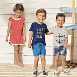POCOPIANO® Vestido/ Calção para Criança