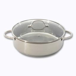 Tacho p/ Cozinhar e Servir