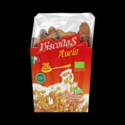 Biscoitos de Aveia Biológicos