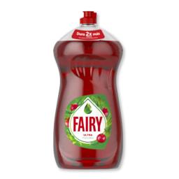 Fairy® Detergente Manual para Loiça Frutos Vermelhos