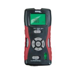 POWERFIX® Detetor Multifunções com Laser