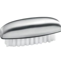 ERNESTO® Escova/ Sabonete em Aço Inox