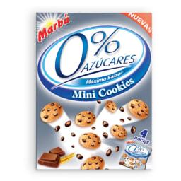 MARBÚ® Mini Cookies 0% Açúcares