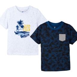 LUPILU® T-shirt para Menino/Menina 2 Unidades