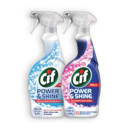 CIF® Spray de Limpeza Vidros / Multiusos com Lixívia