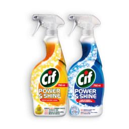 CIF® Spray de Limpeza  Power & Shine