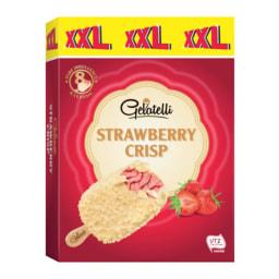 Gelatelli® Gelado Morango Crisp