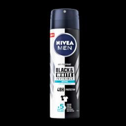 Nivea Men Deo Spray Black&White Active
