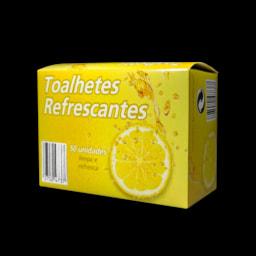Toalhetes Refrescantes