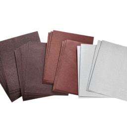 Parkside® Conjunto de Lixas 30 Uni. / Lixadora Manual