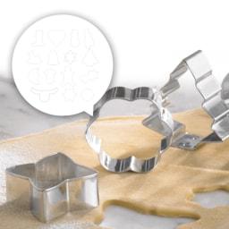 HOME CREATION® Formas para Biscoitos