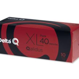Delta Q® Pack XL Cápsulas Qalidus