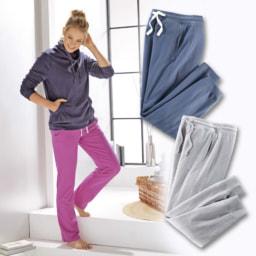 Calças de Lazer para Senhora