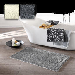 HOME CREATION® Tapete Casa de Banho Grey & White