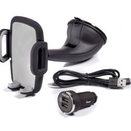 SILVERCREST® Suporte para Smartphones com USB