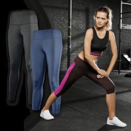 ACTIVE TOUCH® Leggings Fitness Senhora