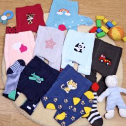 POCOPIANO® Collants para Bebé