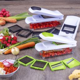 HOME CREATION® Cortador de Fruta e Legumes