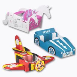 Brinquedos de Cartão