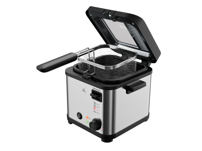 Silvercrest Kitchen Tools® Míni-fritadeira 850 W