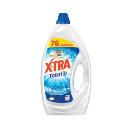 X-tra®  Detergente de Roupa Gel