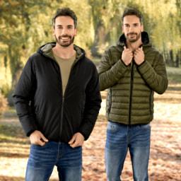 ACTIVE TOUCH® Casaco Reversível para Homem
