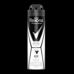 Rexona Men Deo Spray Invisible Black + White