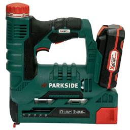 Parkside® Agrafador com Bateria 20V
